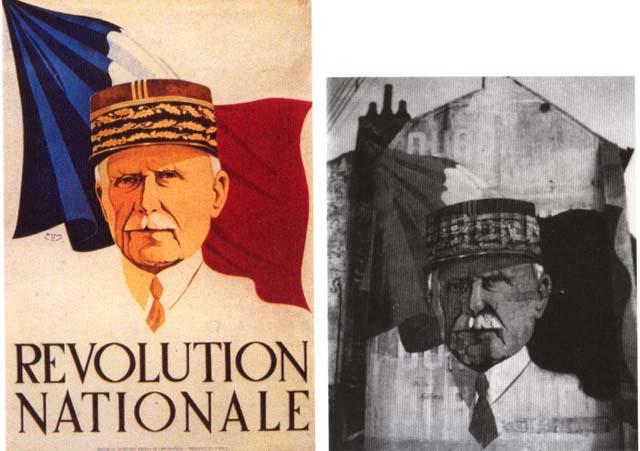 La propagande de Vichy Petain1